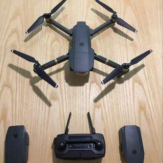 DJI 大疆創新 御 Mavic Combo 全能套裝版 4K 空拍機