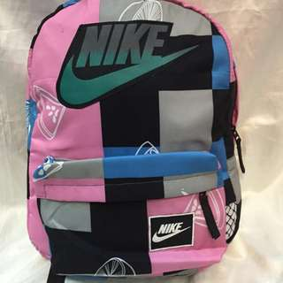Nike backpack  Size:16x12x5 inches  P280