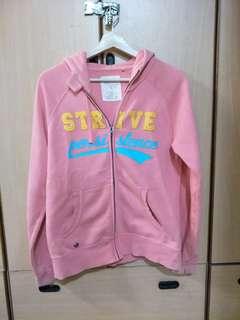 🚚 Lativ粉嫩粉橘色美式外套
