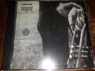 Music CD: Enrico Rava–The Pilgrim And The Stars