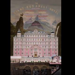 [Rent-A-Movie] THE GRAND BUDAPEST HOTEL (2014)