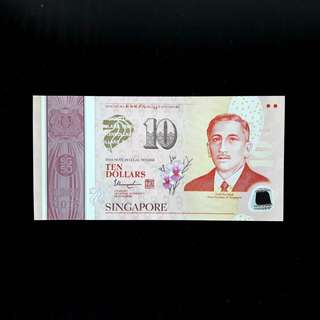 SG50 Ten Dollar Note