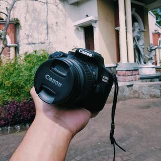CANON 1300D + FREE 2 BATTERIES & SANDISK MMC 32 GB
