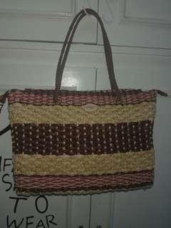 Native boracay bag