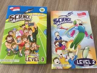 Science adventures 20 copies for $65