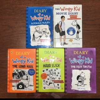 CLEARANCE Diary of a Wimpy Kid
