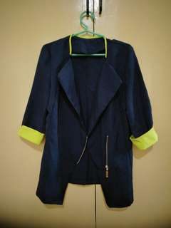 3/4s semi formal jacket