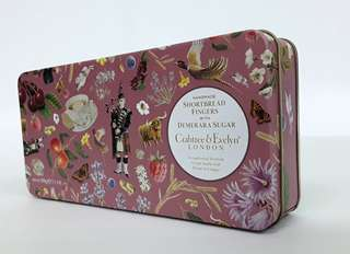 Crabtree & Evelyn shortbread fingers