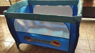 Box bayi atau keranjang bayi pliko