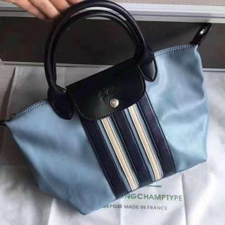 Long champ leather  Size : 12 inches  P400