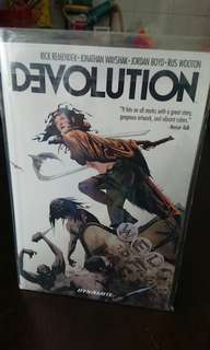 Devolution Tpb Dynamite Comics