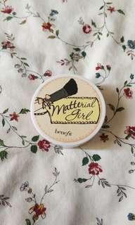 Benefit matterial girl powder