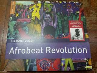 Music CD: Various–The Rough Guide To Afrobeat Revolution