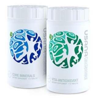 Cellsentials  Vita Antioxidant and Core Minerals 细胞基本营养素 USANA