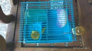 二手寵物鼠籠