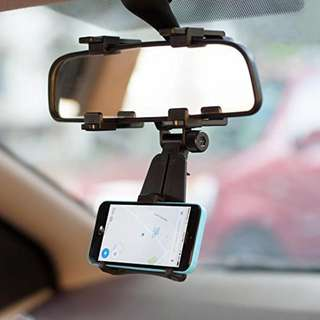Universal Car Rear View Mount For Cellphone