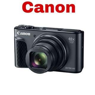 Canon PowerShot SX730 HS Compact Camera
