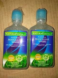 Nature Masculine Wash