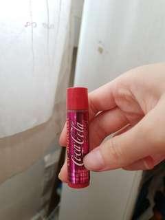 🚚 Coca cola cherry lip smacker