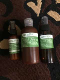 Sensatia Botanicals for Acne Prone Combo