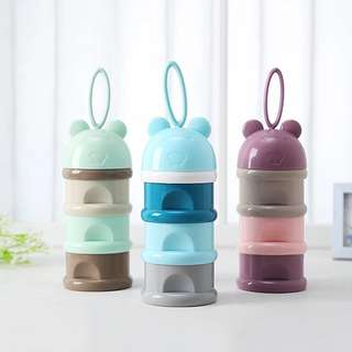 (Pre-order) 3 layers food container
