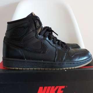 Nike Jordan 1 Black Gum US9