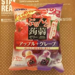 🚚 日本 ORIHIRO 蒟蒻果凍