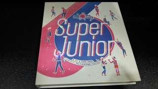Super Junior 6th Repackage Album