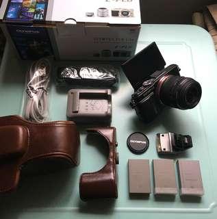 Repriced/Rush: Olympus PEN Lite E-PL6 kit