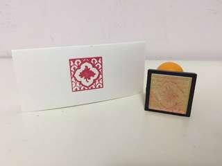 """Peranakan Tile Stamp 1"""""""