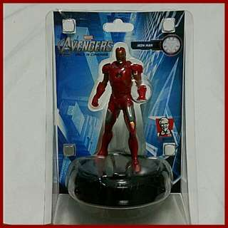 🌟 2012 The Avengers' Iron Man Action Figure (KFC)