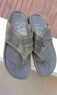 sandal kulit Ori Jim Joker