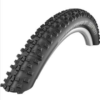 🆕! Schwalbe 27.5 X 2.1 Smart Sam Addix 650B MTB Tyres  ( PRICE FOR 2 TYRES ) #OK