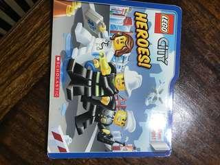 LEGO flap book x 40 flaps
