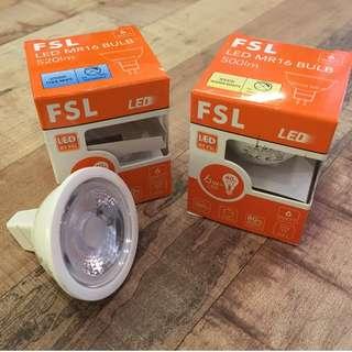 LED 6W MR16
