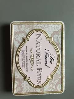 SALE🔥 Too Faced Natural Eyes Palette