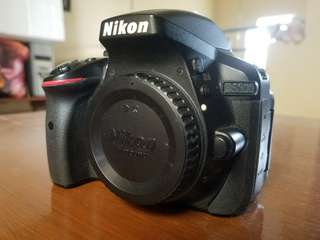 D5300 body only like new