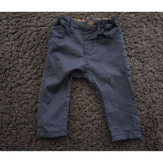 Pre-Loved H&M Skinny Pants for Boy (4-6 months)