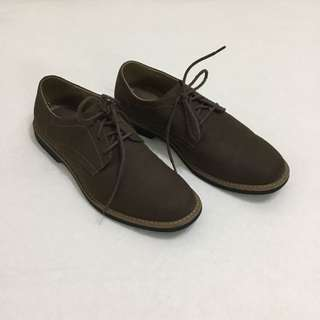 Dexter Suede Brown Formal Shoes 8.5