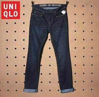 Jeans GU by Uniqlo Dark Navy Faded