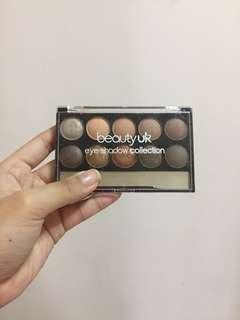 Beauty UK eyeshadow