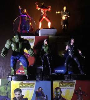 Die Cast Marvel Collectibles