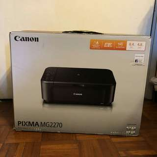 Canon Printer PIZZA MG2270