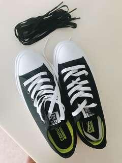 Converse Chuck Taylor Sneakers Black White 37.5