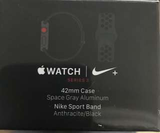 Apple Watch S3 LTE 42mm Nike