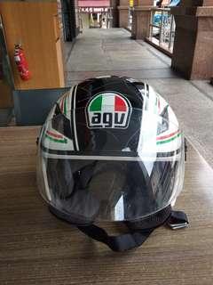 AGV motorbike helmet size XL