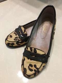 🚚 amai豹紋款平底鞋