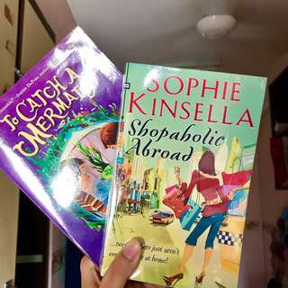 ‼️2 for RM25 Sophie Kinsella & Scholastic Novels