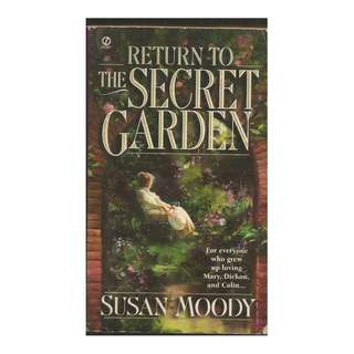 Susan Moody - Return To The Secret Garden