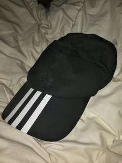 Back adidas hat